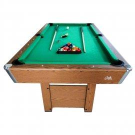 Бильярдный стол DFC CRAFT GS-BT-2065 / 6 футов  (181,3 х 99,4 х  77,5 см)