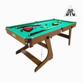 Бильярдный стол DFC DYNAMITE / 6 футов (183,3 х 92 х 78,7 см)