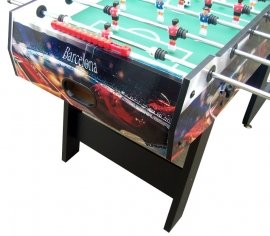 Игровой стол DFC Barcelona футбол (138 х 72 х 86 см)