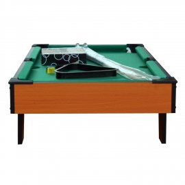 Бильярдный стол DFC PIRATE мини / 3 фута (91 х 46 х 20 см)