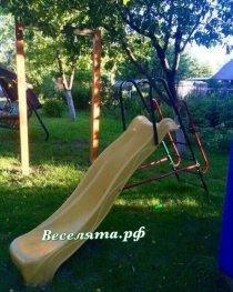 Горка для детей (производство Белоруссия)