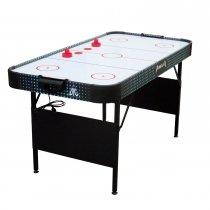 Игровой стол DFC MANILA аэрохоккей / 5 футов (150 х 75 х 77,5 см)