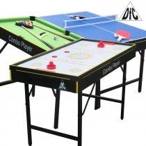 Игровой стол DFC SMILE 3 в 1 трансформер (120 х 60 х 74,4 см)
