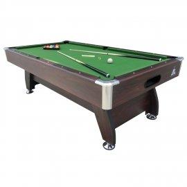 Бильярдный стол DFC VANKUVER DS-BT-P02 / 8 футов (240 х 130 х 80 см)