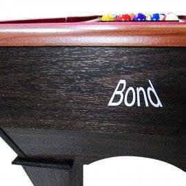 Бильярдный стол DFC BOND GS-BT-2061 / 7 футов (213,3 х 118,1 х 78,7 см)