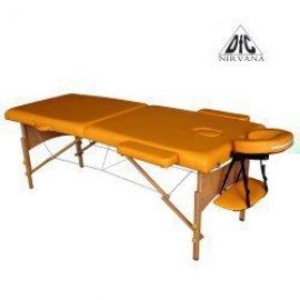 Массажный стол DFC NIRVANA Relax Mustard
