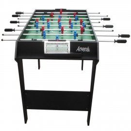 Игровой стол DFC Arsenal футбол / 4 фута (122 х 60 х 78,7 см)